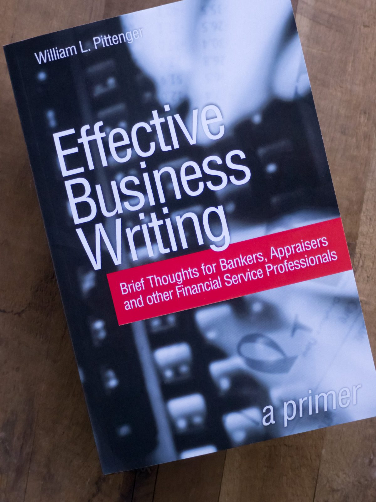"Book Design for ""Effective Business Writing"""